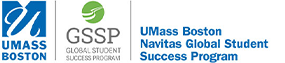 UMass Boston Navitas Global Students Success Program logo